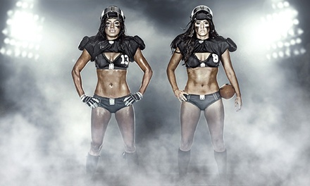 Lingerie Football League Game for One or Four at Citizens Business Bank Arena on Saturday, August 2 (Up to 55% Off)
