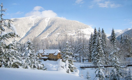 Groupon Deal: Stay at the Izaak Walton Inn and go cross-country skiing in Glacier National Park, MT. Dates Available into March.