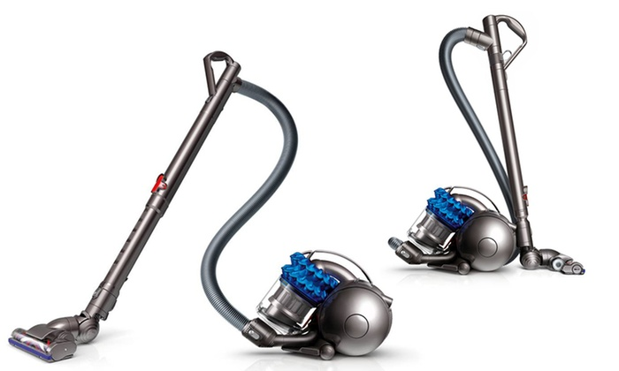 Closeout Dyson DC47 Canister Vacuum with Three Bonus Tools: CLOSEOUT Dyson DC47 Canister Vacuum with Three Bonus Tools