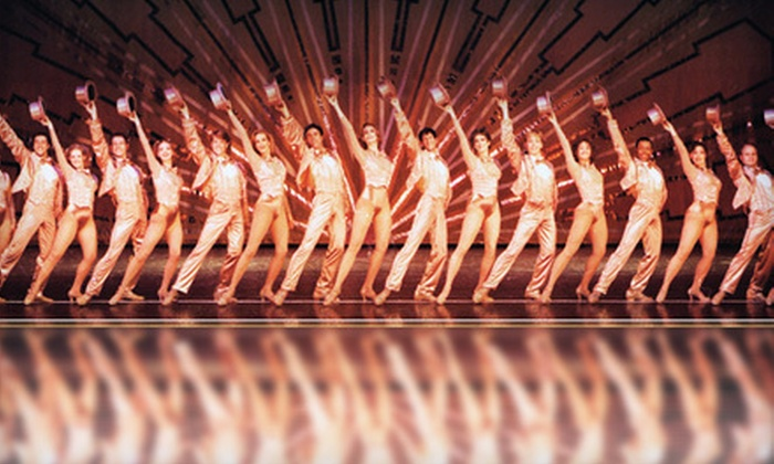 """Maine State Music Theatre Presents """"A Chorus Line"""" - Brunswick: $18 for $36 Toward Maine State Music Theatre's Production of """"A Chorus Line"""" at the Pickard Theater in Brunswick"""
