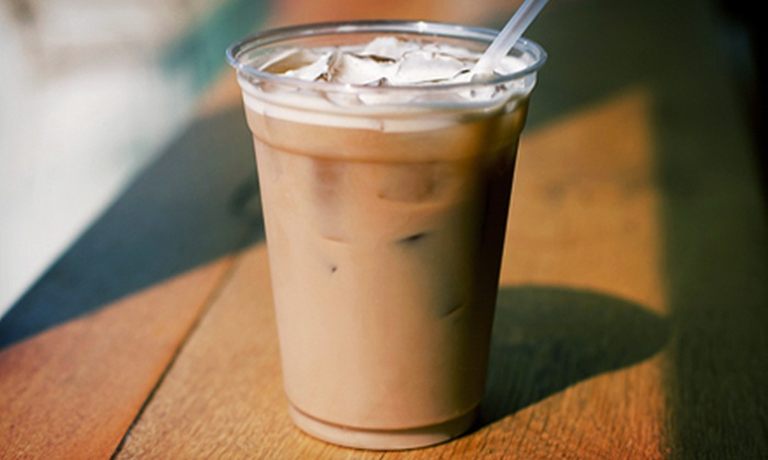 Hot Java Cafe - Citrus Heights: Drinks and Café Food for Two or Five or 10 Drinks at Hot Java Café (Up to 52% Off)
