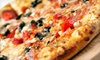 Romeo's Famous Pizza - Edmonds: $12 for $24 Worth of Italian and Greek Food for Lunch or Dinner at Romeo's Restaurant and Pizzeria