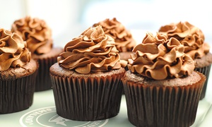 Taste & See Gourmet Cupcakes: Cupcakes and Coffee for Two or Four at Taste & See Gourmet Cupcakes (Up to 44% Off)