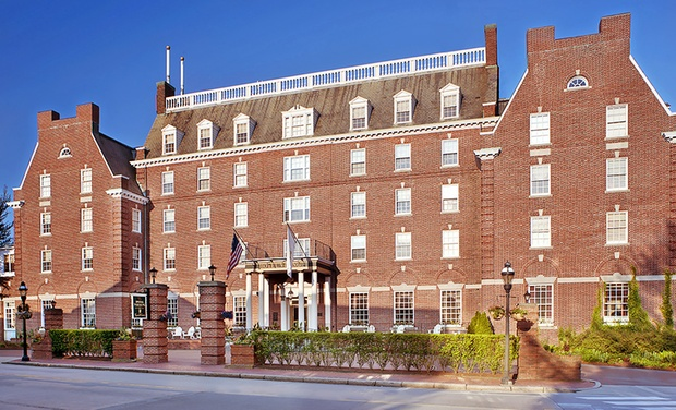 4 Star Newport Hotel That Hosted Kennedys