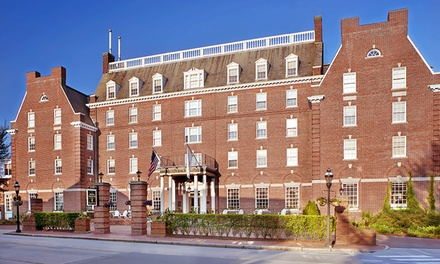 Stay at The Hotel Viking in Newport, RI. Dates into May.