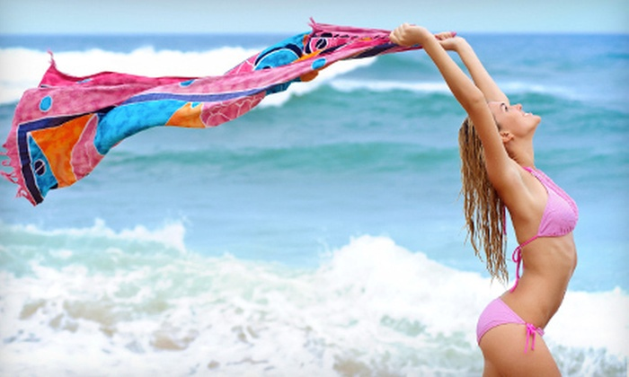 Be Tan - Dallas: One, Three, or Five Infrared Body Wraps at Be Tan (Up to 75% Off)