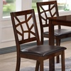 Set of 2 Jennifer Wood Dining Chairs