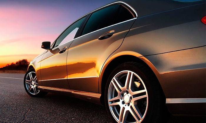 317 Customs - Indianapolis: Window Tinting from 317 Customs (Up to 59% Off). Three Options Available.