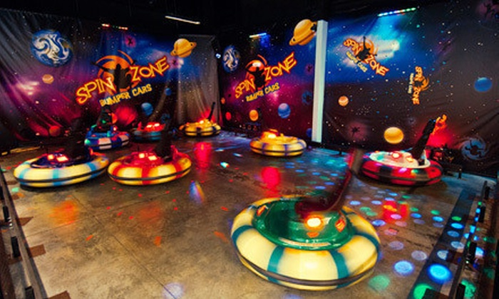 Sports Connection - Multiple Locations: Arcade Games and Attractions for One or Four at Sports Connection (Up to 55% Off)