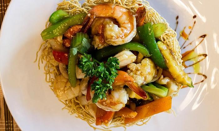 Benji's Vietnamese Cuisine - Benji's Vietnamese Cuisine: Asian-Fusion Dinner for Two or Four at Benji's Vietnamese Cuisine (Up to 42% Off)