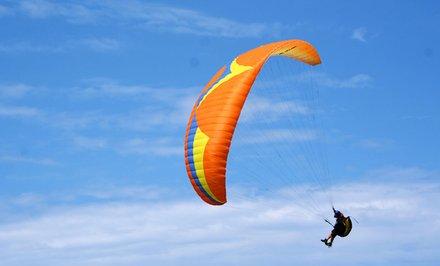 imagen para Curso de parapente con práctica de vuelo