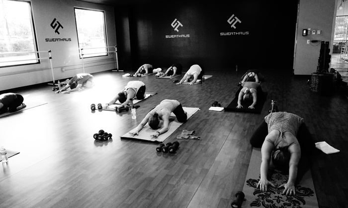 Sweathaus Training Center - Sweathaus Health and Fitness: Four Weeks of Fitness Classes at Sweathaus Health & Fitness (45% Off)