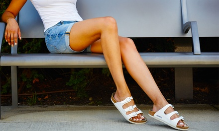 Six Laser Hair-Removal Treatments on a Small, Medium, or Large Area at Skinetics' (Up to 75% Off)