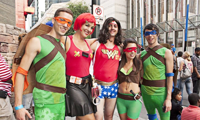 Carolina Night Life - Mynt: Super Hero Bar Crawl for One, Two, or Four on Saturday, June 28, from Carolina Nightlife (Up to 47% Off)