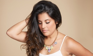 Barbara Dwyer at Jupiter Hair Shop: Haircut Packages with Optional Color or Highlights with Barbara Dwyer at Jupiter Hair Shop (Up to 59% Off)