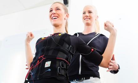 1 o 3 sesiones de electroestimulación desde 9,95 € y con 1 o 2 sesiones de entrenamiento funcional desde 16,95 €