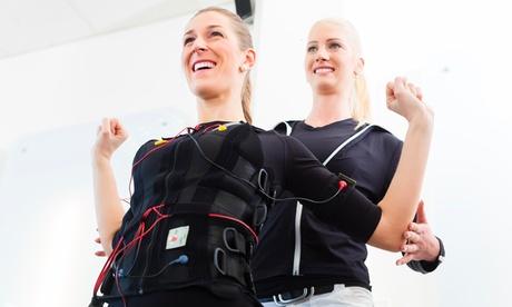 4, 6 u 8 sesiones de electroestimulación muscular desde 49,90 € Oferta en Groupon