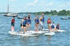 One-Hour Paddleboard Rental at The WaterFront Center
