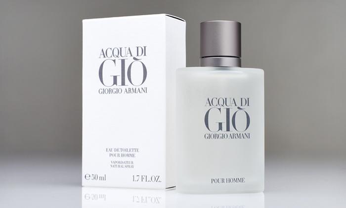 Acqua Di Gio Men's Eau de Toilette Spray: $47.99 for Acqua Di Gio by Giorgio Armani for Men Eau de Toilette Spray ($62 List Price). Free Shipping.