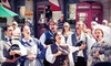 Salon Theatre Productions - Visitor Information Centre: Sir John Walking Tour for Two or Four from the Sir John A. Macdonald Bicentennial Commission (Up to 50% Off)