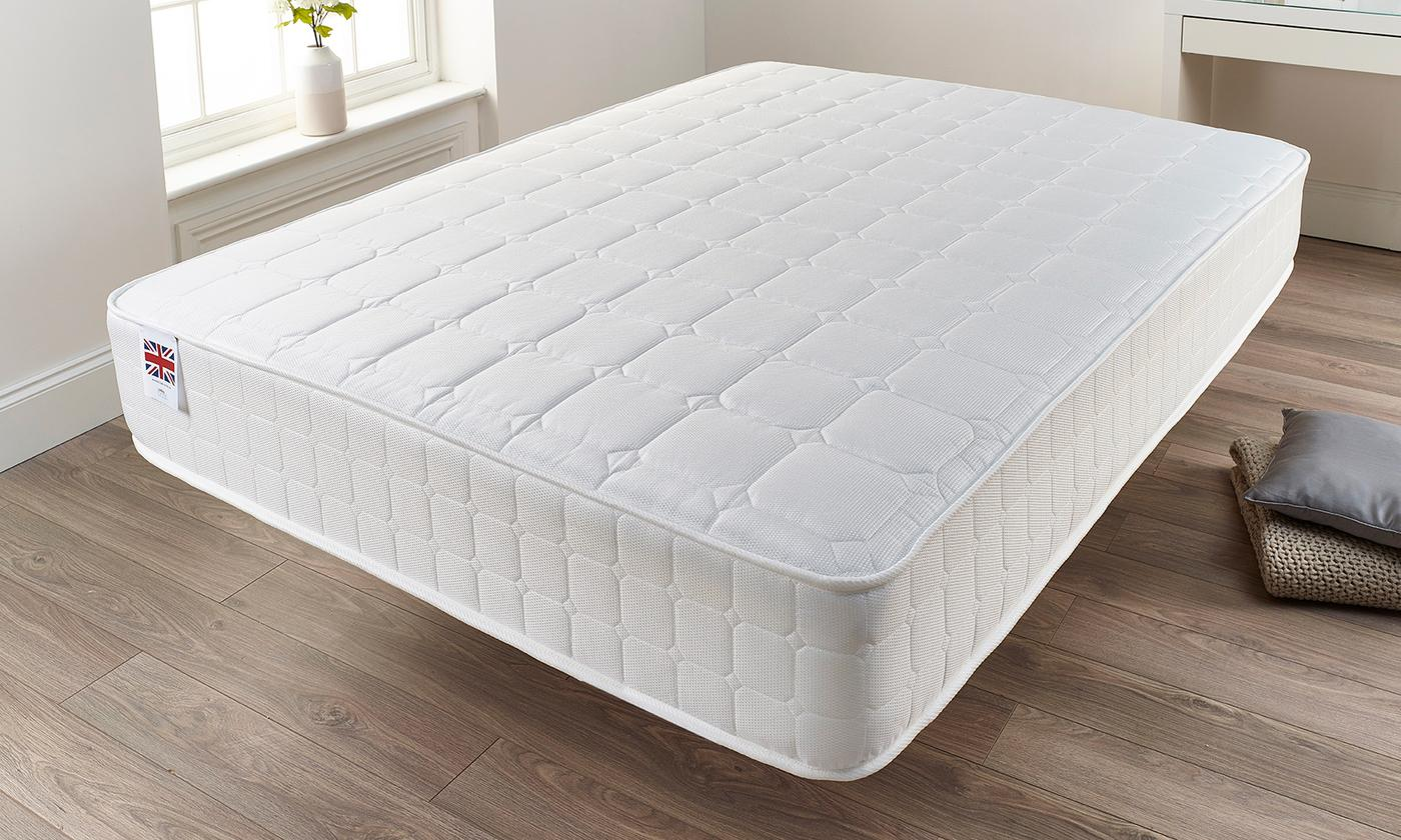 Orthopaedic Relax Mattress from £90 (72% OFF)