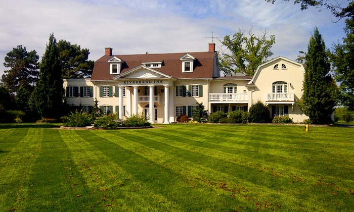 Riverbend Inn & Vineyard - Niagara-on-the-Lake, ON: 2-Night Stay for Two in a Premium Room with Wine Lover's Package at Riverbend Inn & Vineyard in Niagara-on-the-Lake, ON