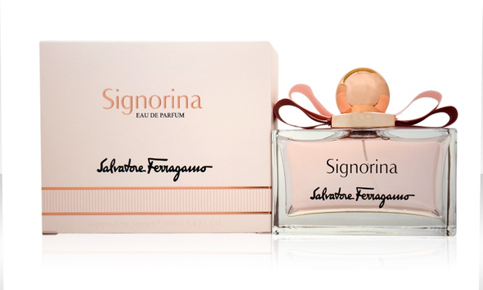 Signorina By Salvatore Ferragamo For Women Eau De Parfum