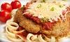 $10 for Italian Cuisine at Papa Dio's Italian Pantry