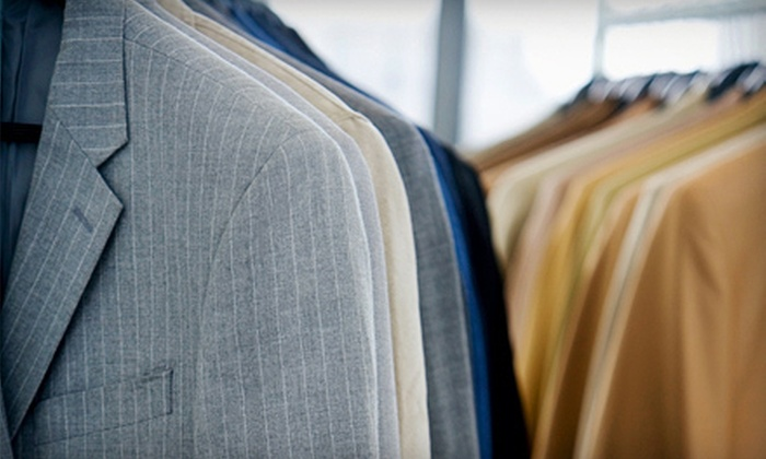 Uptown Cleaners - Grand Rapids: $12 for $25 Worth of Dry Cleaning at Uptown Cleaners
