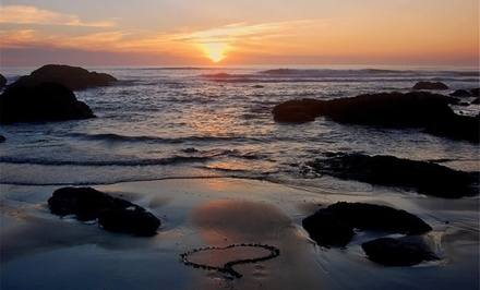 Stay at Starfish Manor Oceanfront Hotel in Lincoln City, OR. Dates into April.