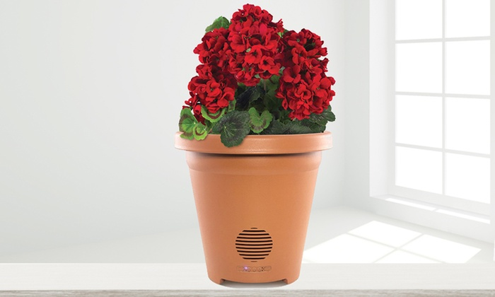 Audio Wireless Planter Speaker: Audio Wireless Planter Speaker