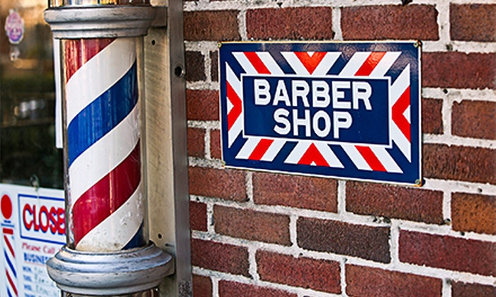 Reem the Barber at Platinum Barber Shop - Gaithersburg: Men's or Kid's Haircut from Reem the Barber at Platinum Barber Shop (Up to 52% Off). Four Options Available.
