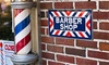 Platinum Barber Shop by Reem the Barber - Gaithersburg: Men's or Kid's Haircut from Reem the Barber at Platinum Barber Shop (Up to 52% Off). Four Options Available.