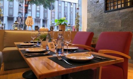 Menú para 2 con entrante, principal, postre y bebida en Mavera Bar And Restaurante (hasta 55% de descuento)