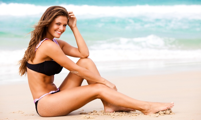 Body Enhancement - Rowlett: One or Two Custom Spray Tans at Body Enhancement (Up to 68% Off)