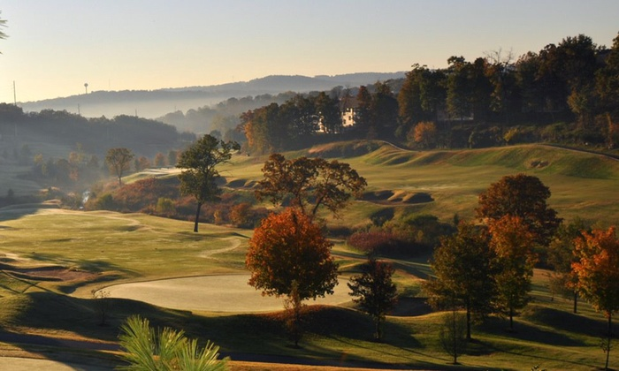 Thousand Hills Golf Course - Branson: 18-Hole Round of Golf for Two with Cart Rental at Thousand Hills Golf Course (Up to Half Off)