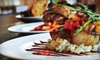 Peanches - Roanoke: $15 for $30 Worth of New American Cuisine for Dinner at Peanches