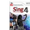 Sing 4: The Hits Edition with Microphone for Nintendo Wii