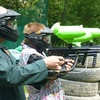 Paintball and BBQ
