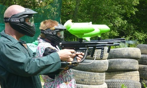 Amazon Outdoor Events: Paintball, BBQ and 100 Balls Each from £5 with Amazon Outdoor Events (Up to 92% Off)