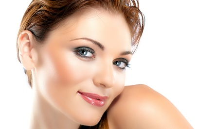 One or Three Signature Facials or One Anti-aging Facial with Vitamin-C  (Up to 59% Off)