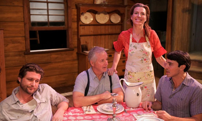 """""""The Rainmaker"""" - Edgemar Center for the Arts: Admission for One or Two to """"The Rainmaker"""" at Edgemar Center for the Arts, Showing through August 25 (Up to 51% Off)"""
