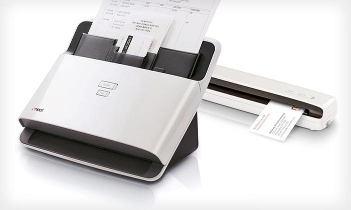 Neat Desktop or Mobile Scanner: Neat Desktop or Mobile Scanner (Manufacturer Refurbished). Free Shipping and Returns.