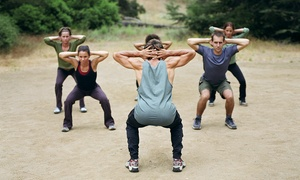 Forces Fitness LTD: 12 Boot Camp Sessions For One or Two from £10 with Force Fitness LTD (92% Off)