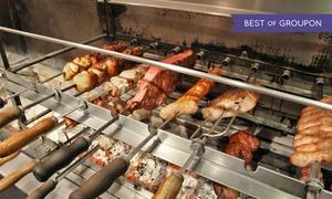 Rafain Brazilian Steakhouse: Brazilian Steakhouse Dinner for Two or Four at Rafain Brazilian Steakhouse (33% Off)