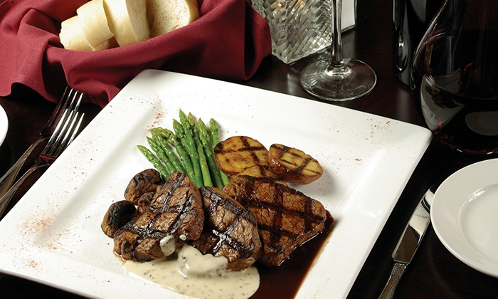 D'Canters - Wildomar: $15 for $30 Worth of Contemporary American Cuisine at D'Canters