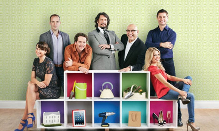 The Ideal Home Show - London: Ideal Home Show: Two Tickets from £12 at The Earls Court Exhibition Centre (53% Off)