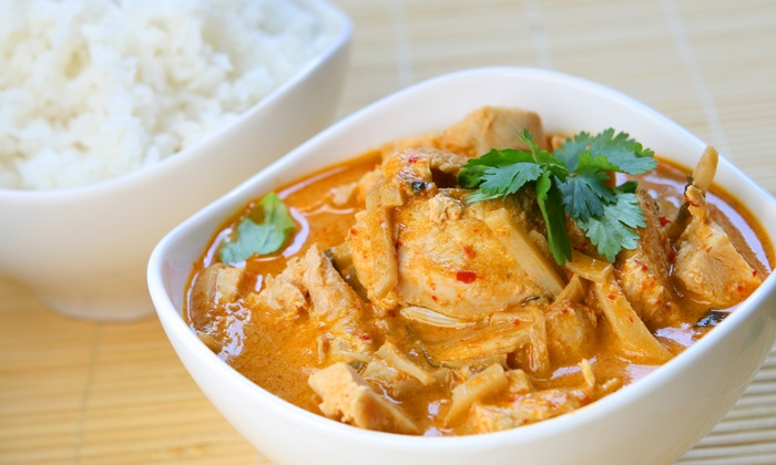 Indochine - Indochine: Thai Cuisine and Drinks at Indochine San Marco & Buddha Lounge (40% Off). Three Options Available.