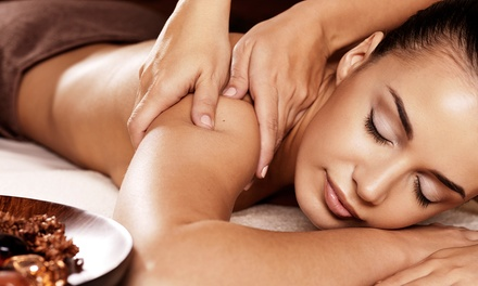 One-Hour Deep Postural Massage and Spinal Check for £19 at Back To Health Wellness (68% Off)