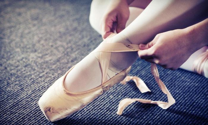 Ballet Prestige - Chili: 5 or 10 60- or 90-Minute Ballet Classes at Ballet Prestige (Up to 55% Off)